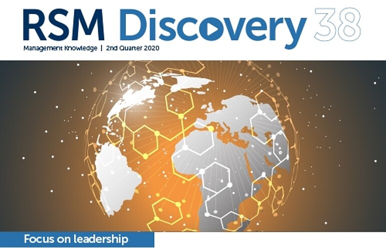 RSM Discovery magazine 38 – out now!