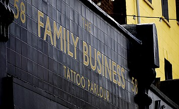 Showcasing family name is worth gold for family businesses
