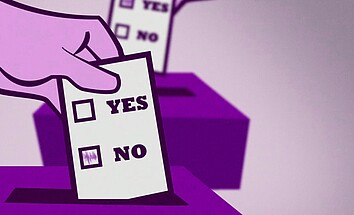 What shareholders really mean when they vote 'No'